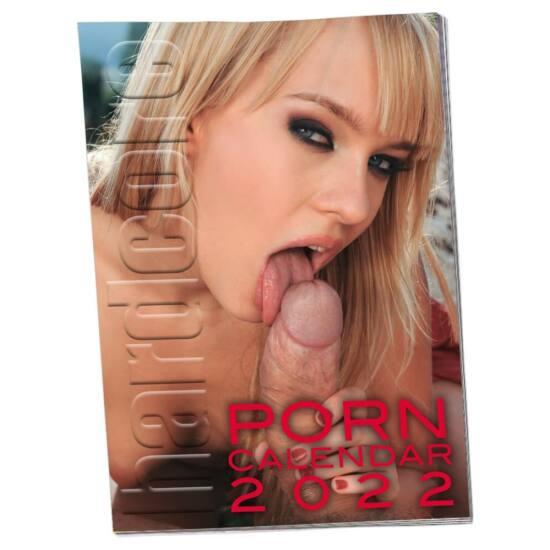 Pornó naptár - 2018