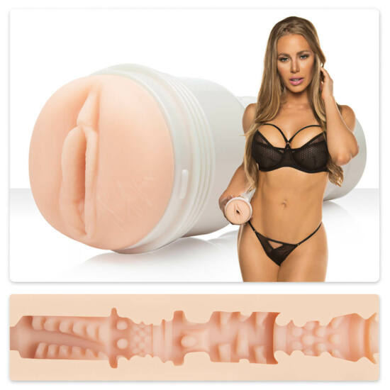 Fleshlight Nicole Aniston Fit - vagina