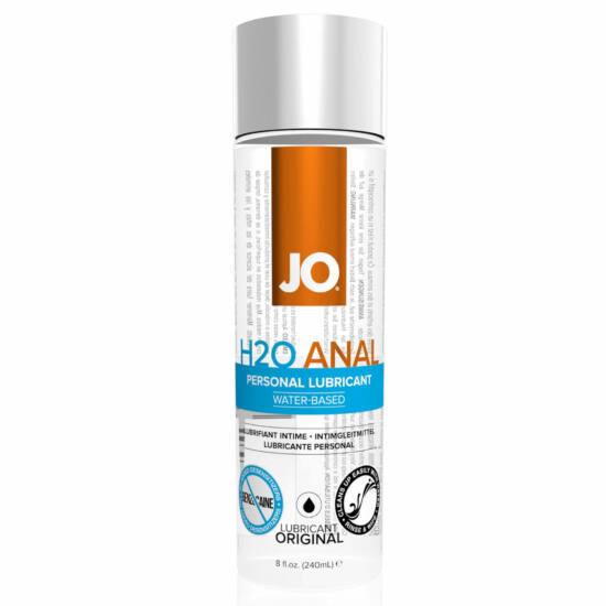 JO H2O ANAL - vízbázisús síkosító (240ml)