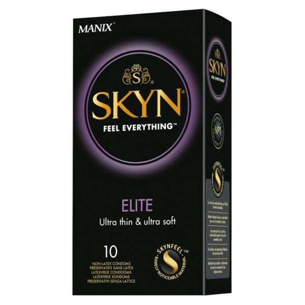 Manix SKYN Elite - ultra vékony latex-mentes óvszer (10db)