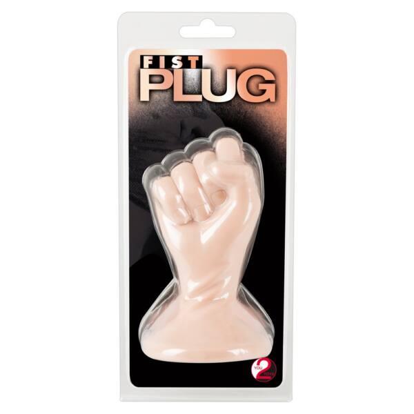 Fist Plug - ököl dildó (natúr)