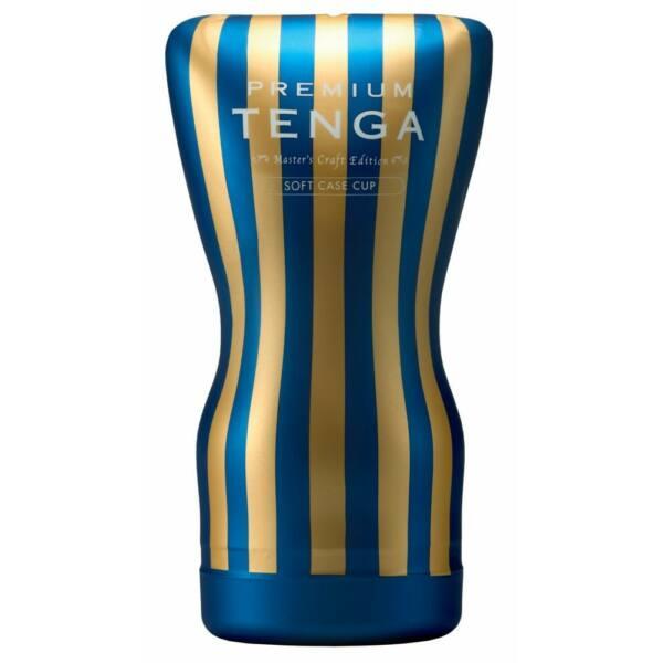 TENGA Premium Soft Case - eldobható maszturbátor