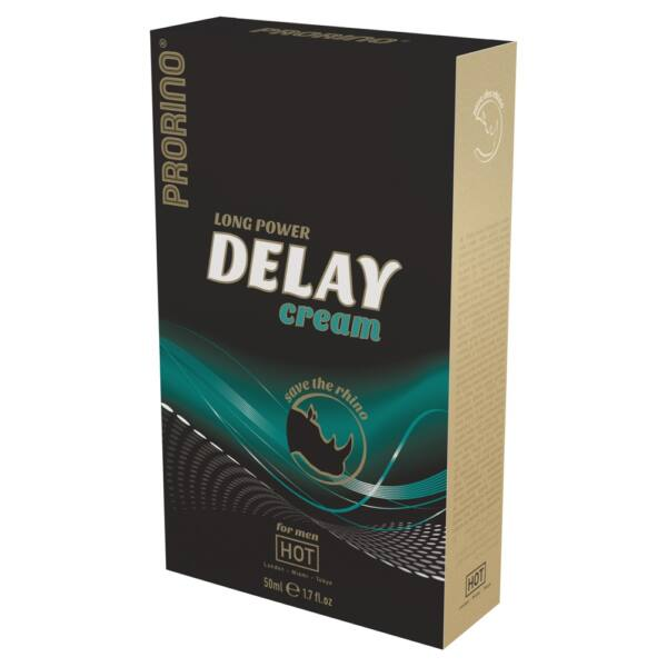 Prorino Delay - ejakulációs késleltető krém férfiaknak (50ml)