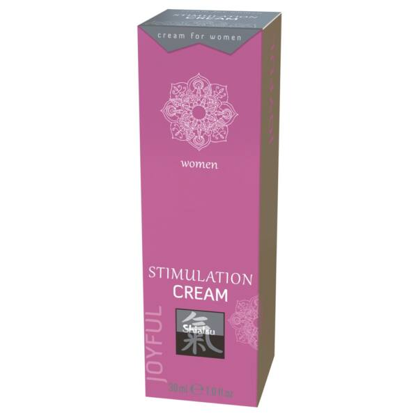 HOT Shiatsu Stimulation - klitorisz stimuláló krém (30ml)
