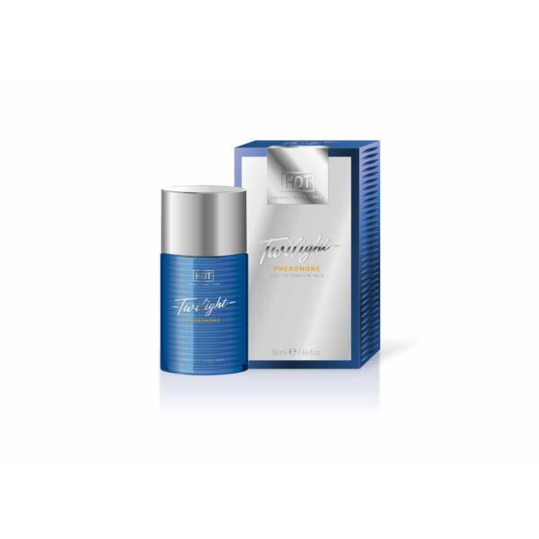 HOT Twilight - feromon parfüm férfiaknak (50ml) - illatos