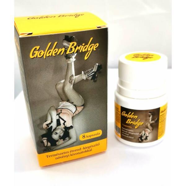 Golden Bridge For Men - term. étrend-kiegészítő növényi kivonatokkal (8db)