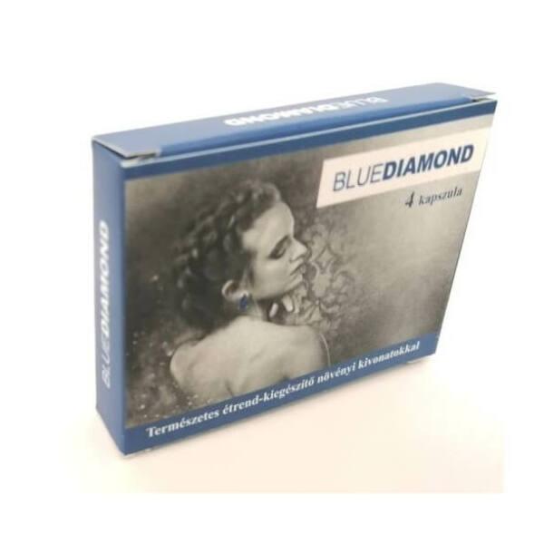 Blue Diamond For Men - term. étrend-kiegészítő növényi kivonatokkal (4db)