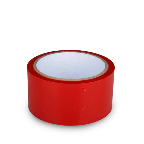 Easytoys Tape - bondage szalag - piros (20m)
