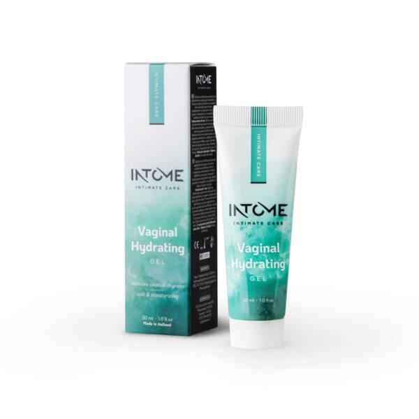 Intome - hüvelyszárazság elleni, hidratáló intim gél nőknek (30ml)