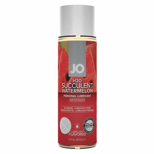 JO H2O görögdinnye - vízbázisú síkosító (60ml)